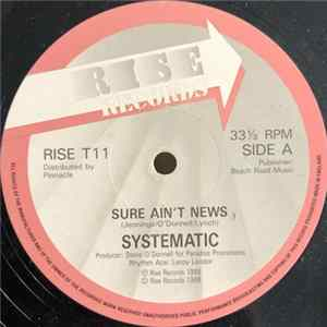 Systematic - Sure Ain't News Album