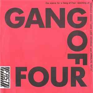 Gang Of Four - Damaged Goods / Love Like Anthrax / Armalite Rifle Album