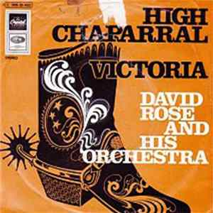 David Rose And His Orchestra - High Chaparral Album