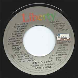 Dottie West - It's High Time Album